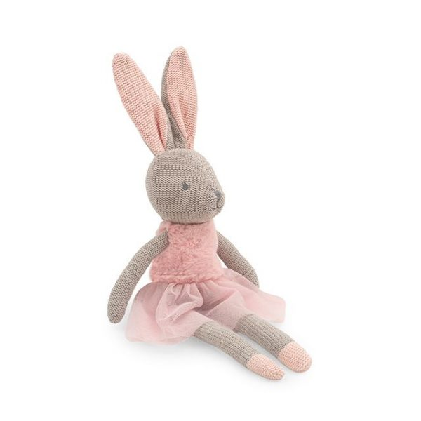 knuffel roze nola jollein