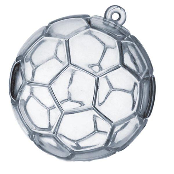 Plexi voetbal 5cm hersluitbaar