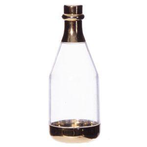 Champagne fles plexi