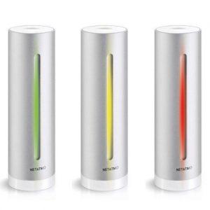 CO2 meter met LED indicatie