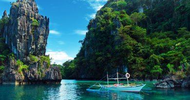 Filippinerne er det tropiske paradis, vi alle drømmer om