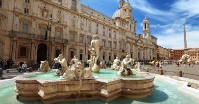Disse ting skal du se, når du opholder dig i Rom