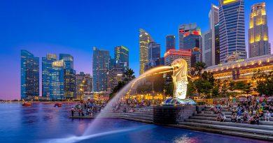 Singapore er en asiatisk storby ud over det sædvanlige