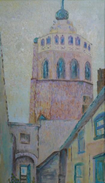 B100 Jeruzalemkerk by Paul Hollingsworth