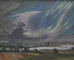 #154 Anvil Cloud after Seago 61x78cm Hollingsworth Paul