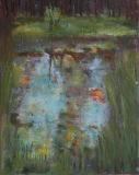 B10 - Der Sumpf after Klimt by Paul Hollingsworth