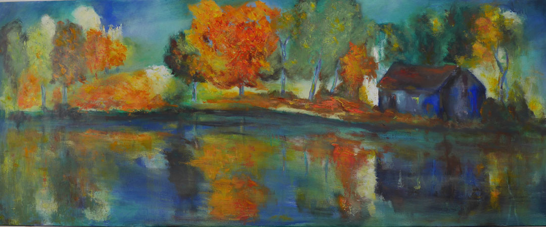 Ammersee Herbst by Paul Hollingsworth