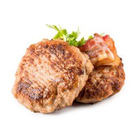 Stekte kaker & burgere