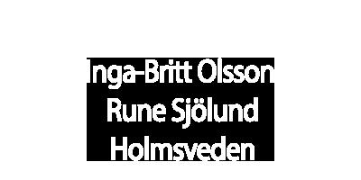 Inga britt Olsson