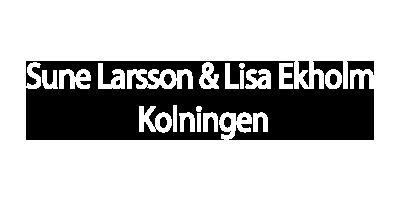 Sune Larsson&Lisa Ekholm Kolningen