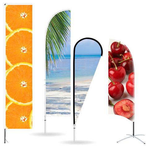 Beachflag_a/s Holmud