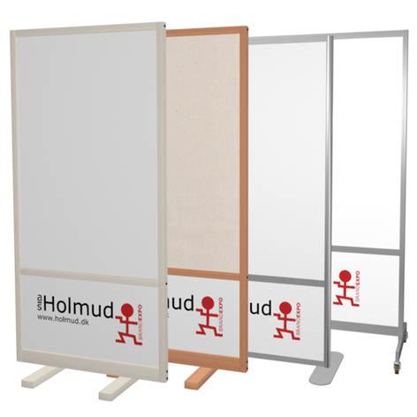 Postervægge_a/s Holmud