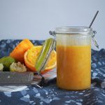 Appelsincurd med lime
