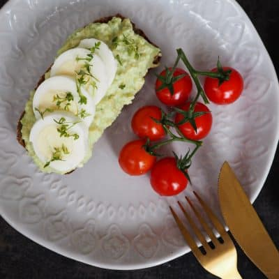 Avocadopålæg