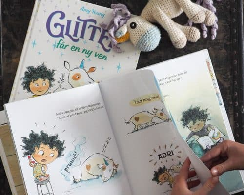 Bøgerne om Glitter