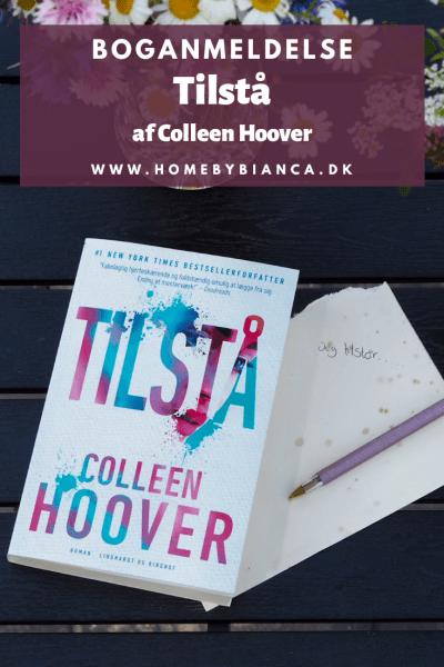 Colleen Hoover Tilstå
