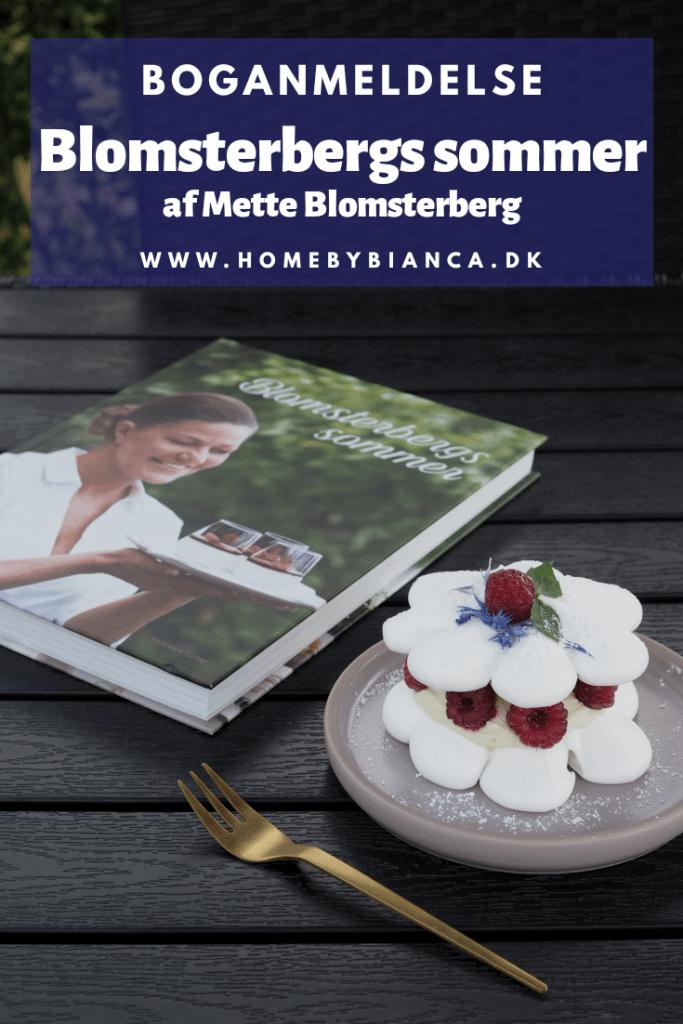Boganmeldelse Blomsterbergs sommer
