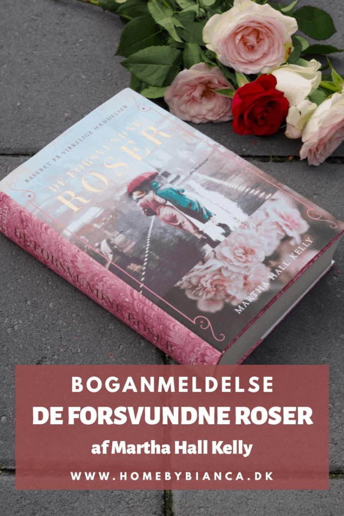 De forsvundne roser boganmeldelse