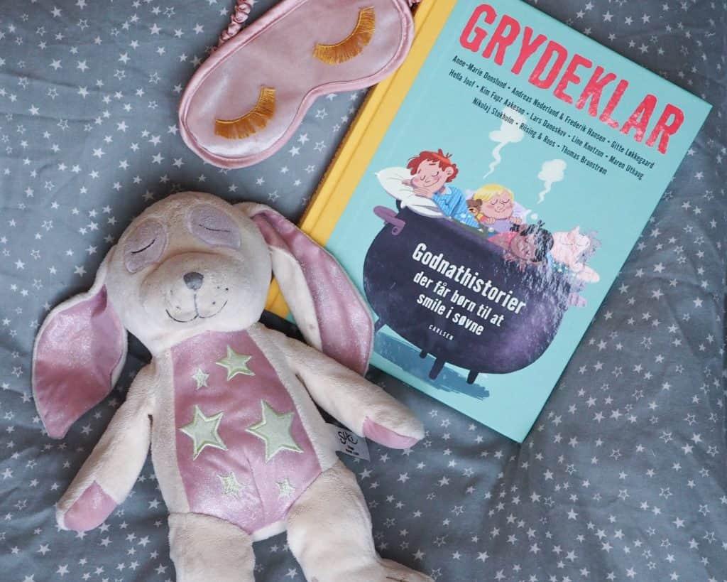Grydeklar - godnathistorier der får børn til at smile i søvne