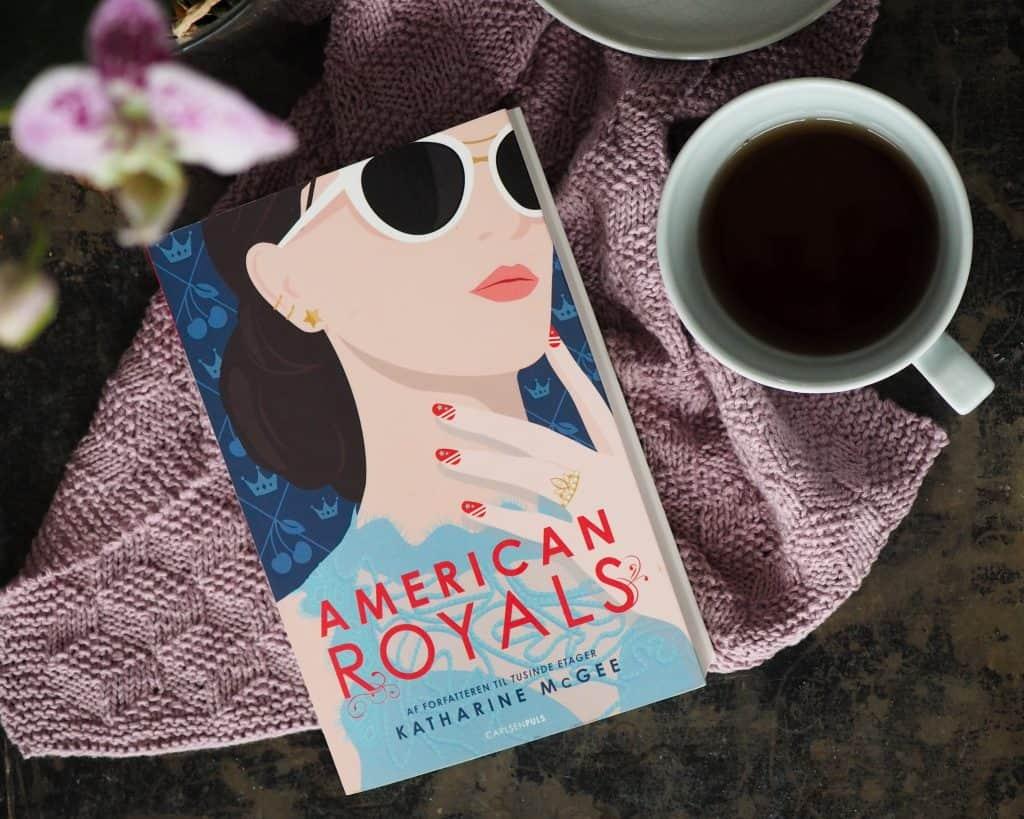 American Royals boganmeldelse