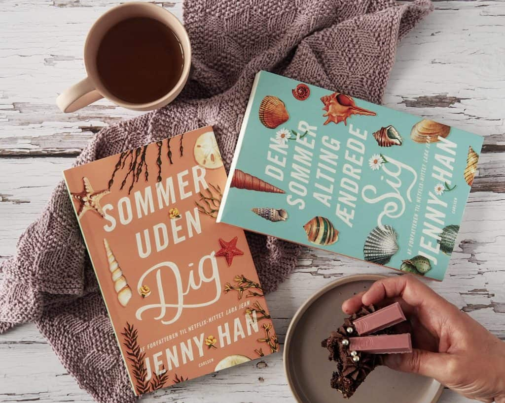 Sommer-serien boganmeldelse