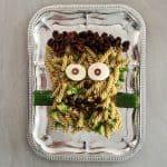 Halloween mad - Frankenstein pasta