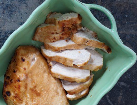 Kylling med barbecue marinade opskrift