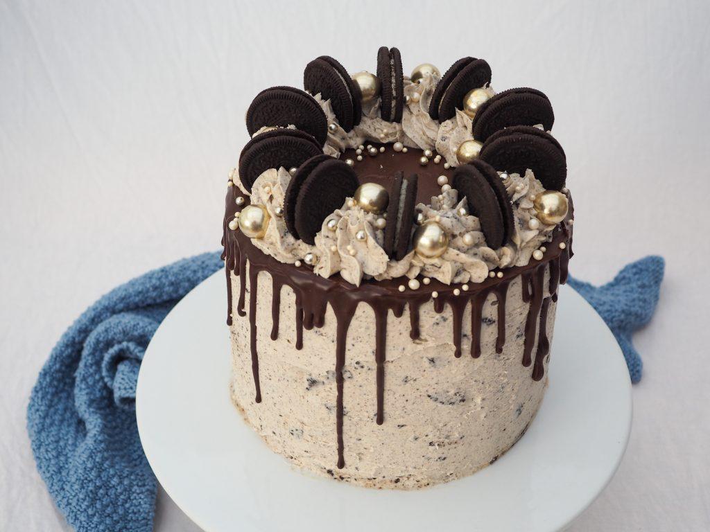 Oreo kage opskrift nem