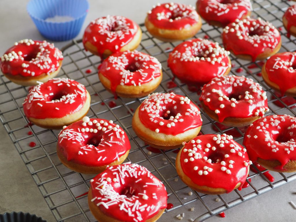 Donut opskrift til donut maskineq