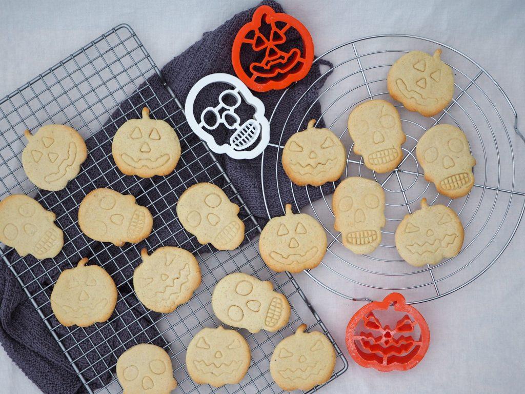 Halloween småkager udstikkere