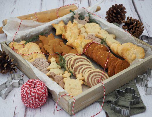 Cookie boks spiselige gaver