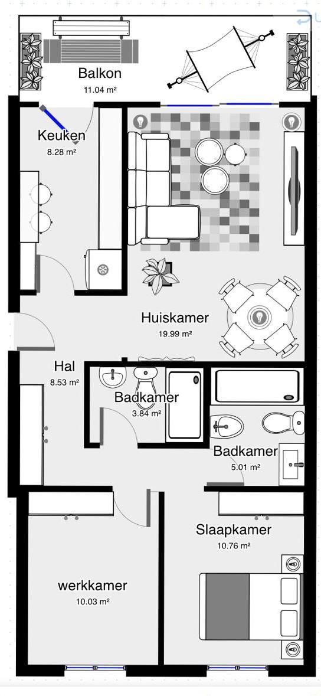 Casa de Yvon ontwerp inrichting - Homecoachclub