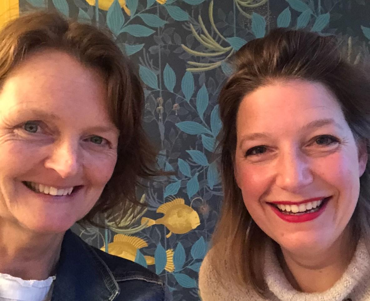 Astrid en Anke de podcast - Homecoachclub