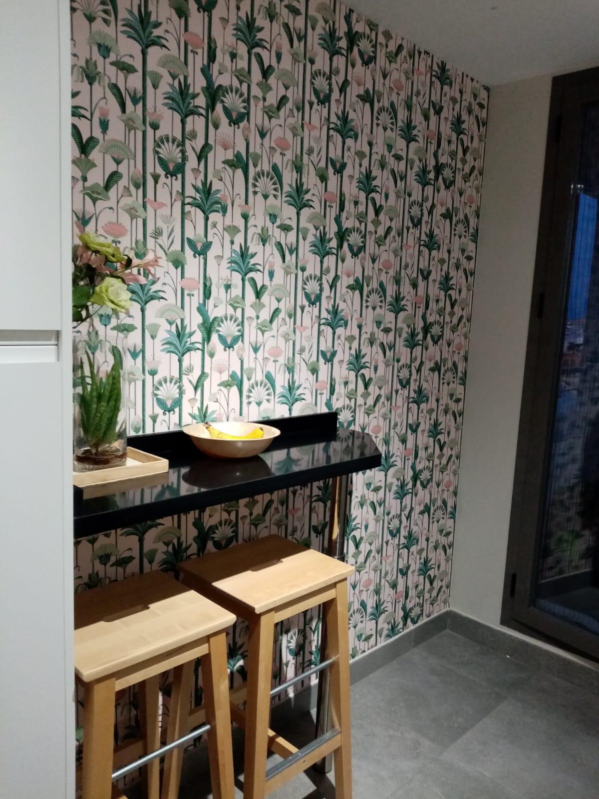 keuken bar behand casa de yvon