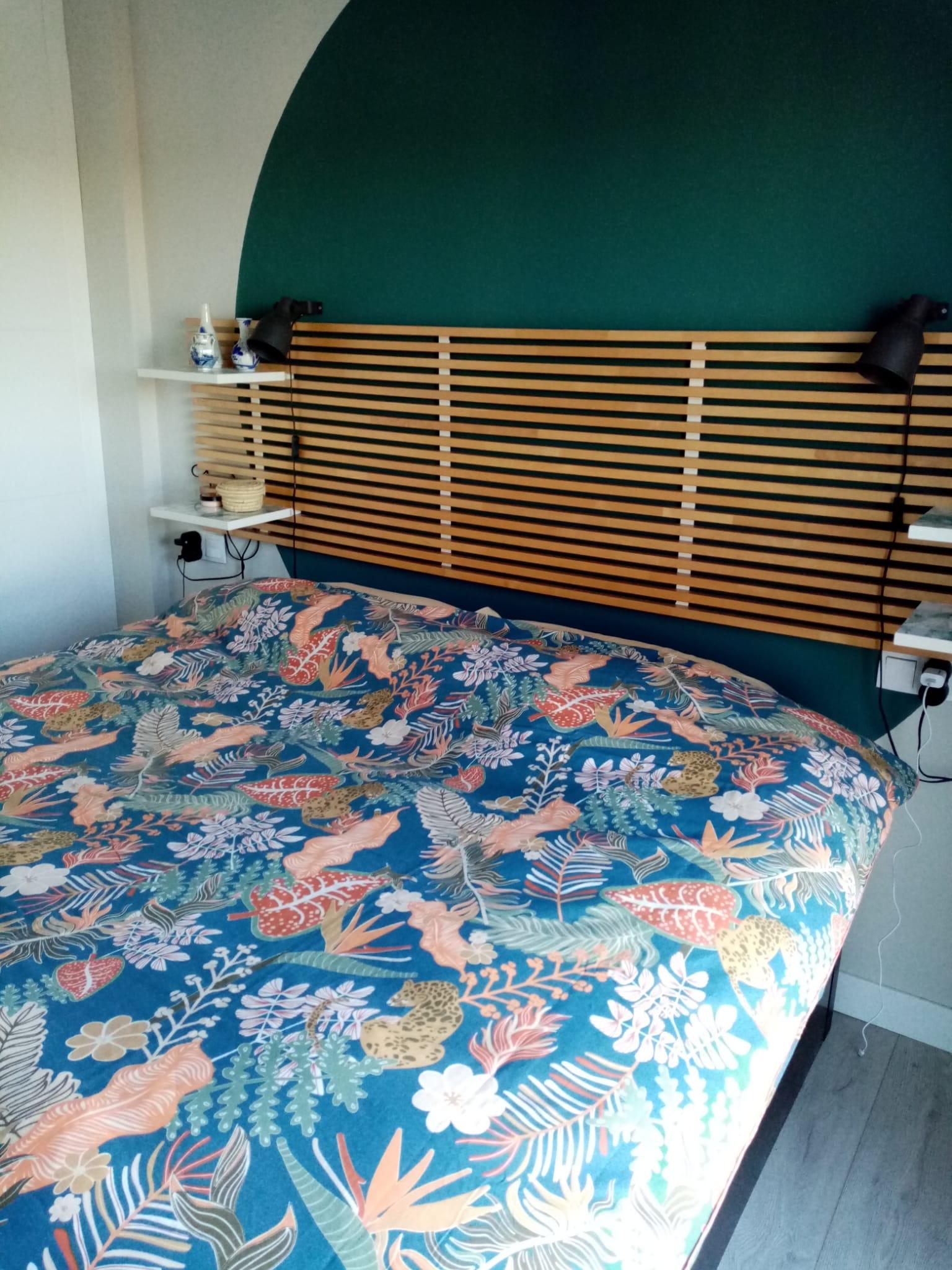 dekbedovertrek met printen volgens kleurenpalet Casa de Yvon