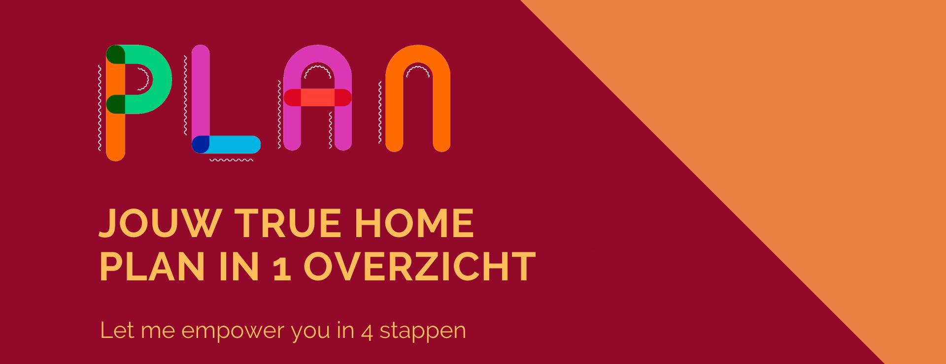 True Home Plan op 1 A4