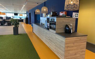 Rebranding kantoor Youvia Amsterdam