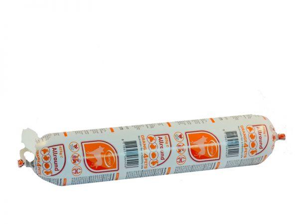 Houdbare worst van Orange4pets