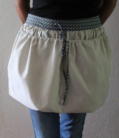 Trädgårdsförkläde ficka