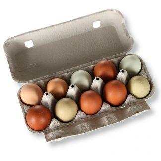 Äggkartong utan tryck