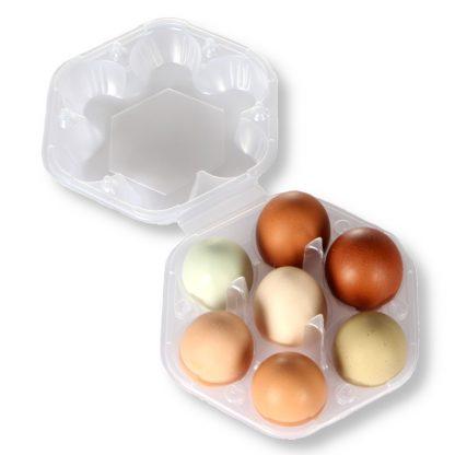 Äggkartong 7 ägg