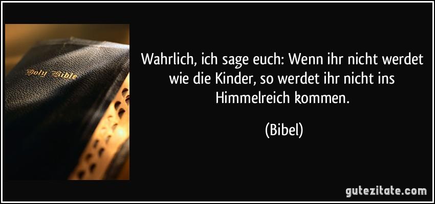 Lesserwisser III.: Lernt von den Kindern!