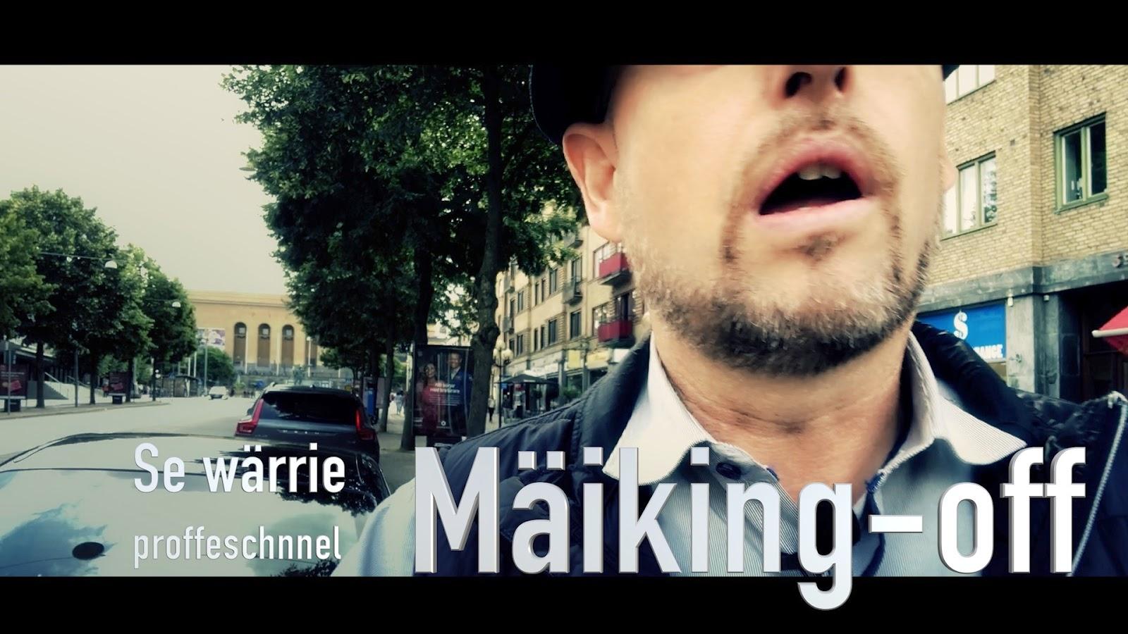 Das Making of the neueste Gebetsclip
