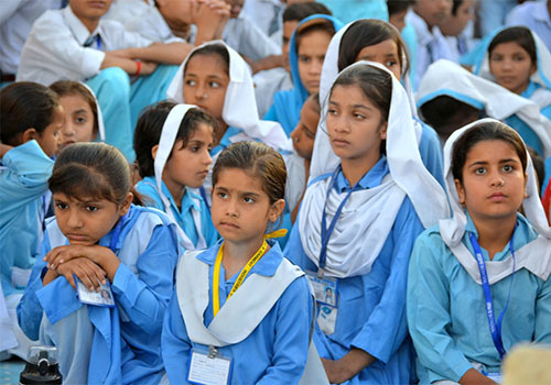 Pakistan Education Charity