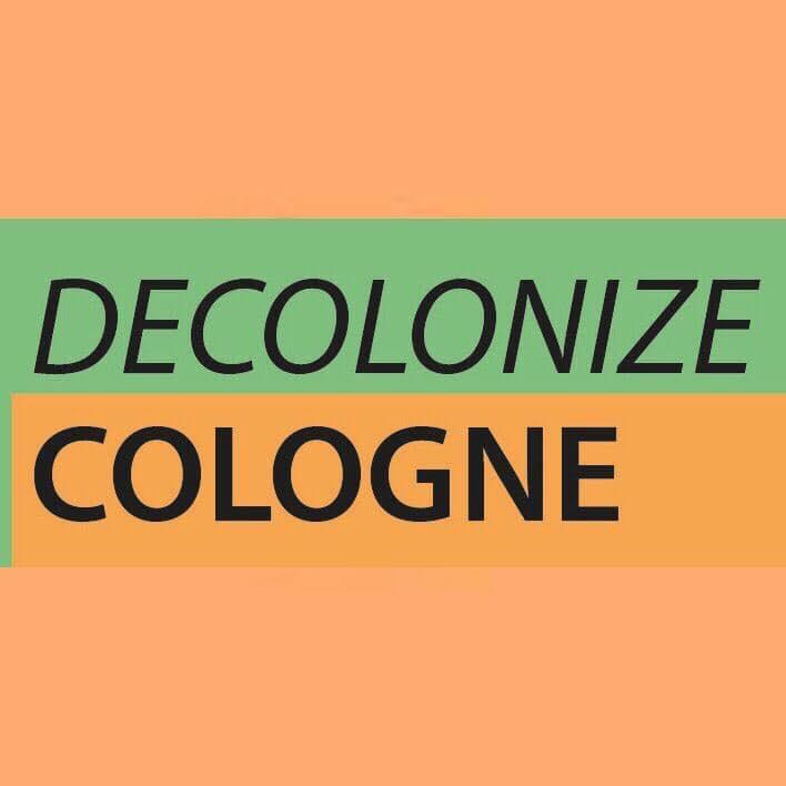 Mikroprojekt Förderung mit Decolonize Cologne