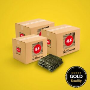Gold Nori Per 3 dozen