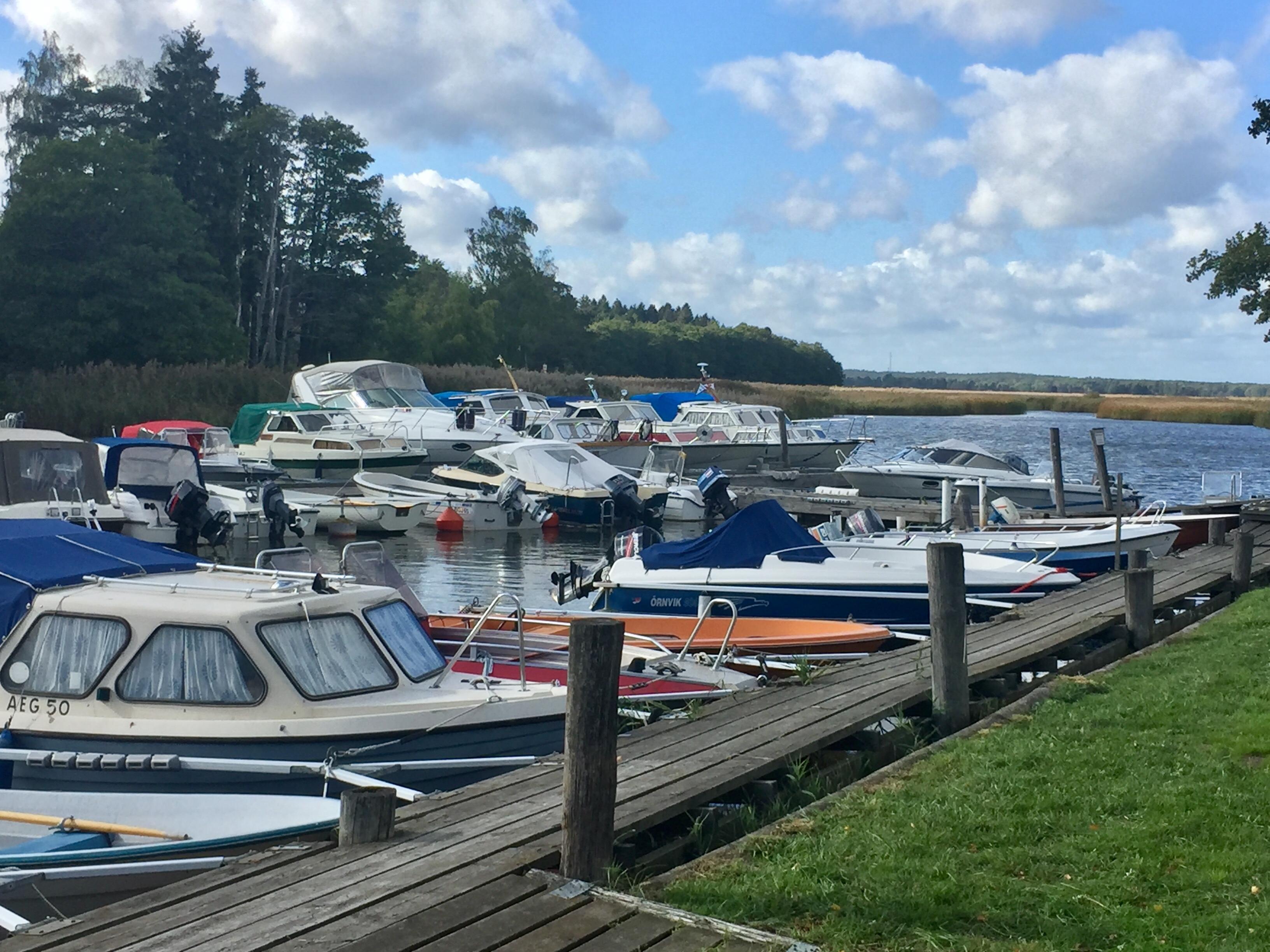 Båthamn Horn