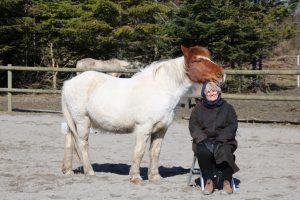 rideterapi hos Horse & Humanship