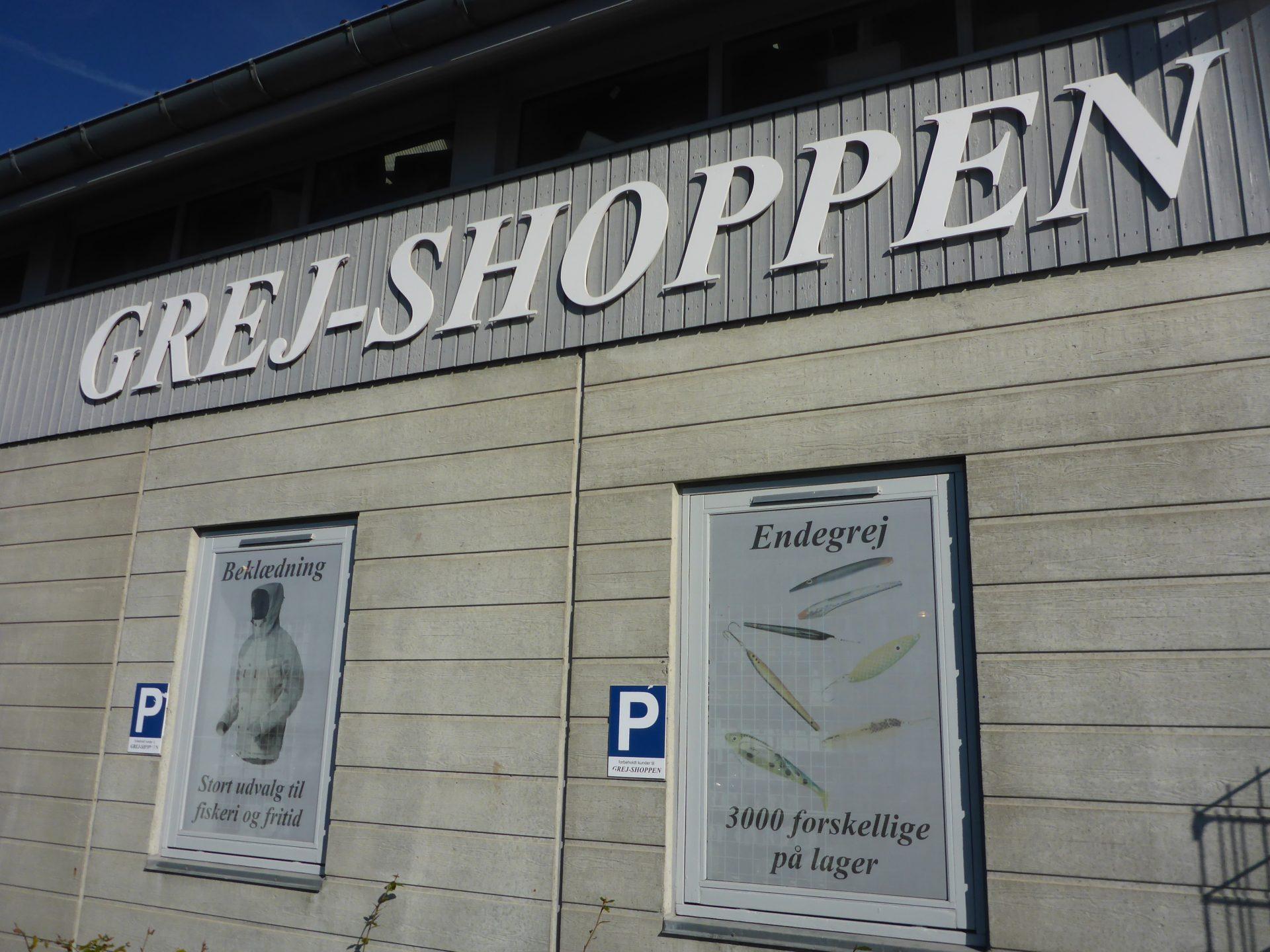 Fluer.dk er Horens Fjords lokale grejbutik.