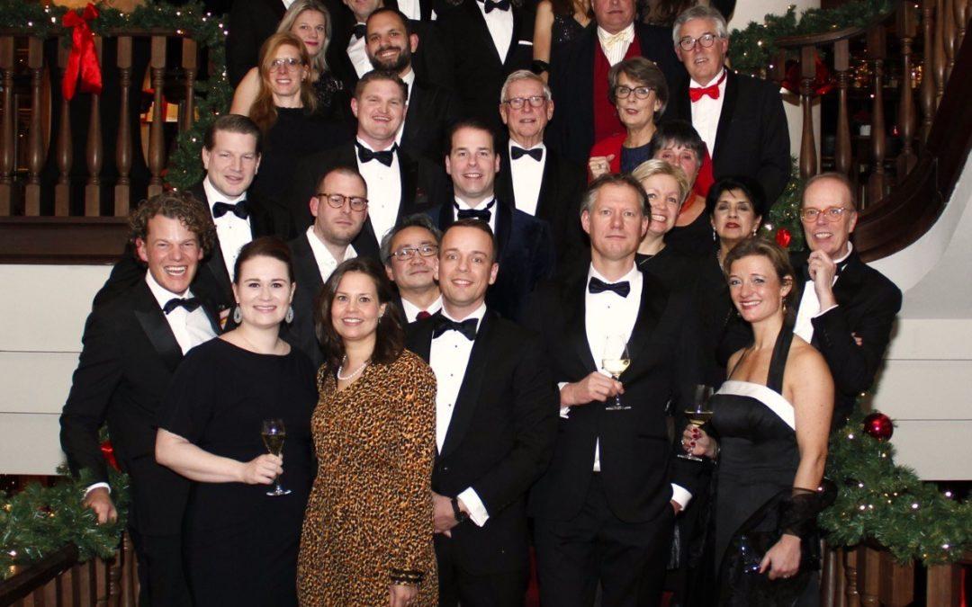 HMC Kerstdiner 2019 – Grand Hotel Huis ter Duim
